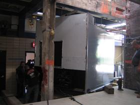 Human Crematory Installation